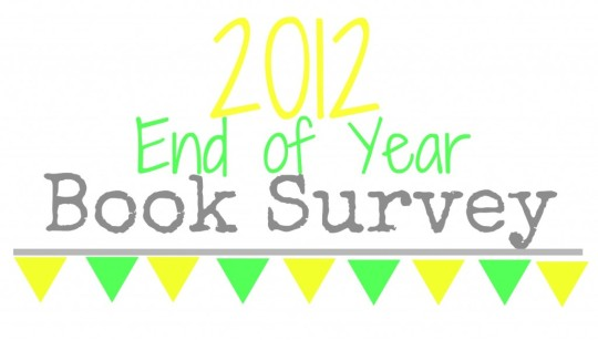 End of the Year Book Survey